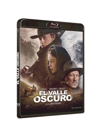 El Valle Oscuro Blu-Ray