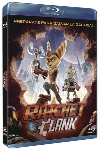 Ratchet   Clank Blu-Ray