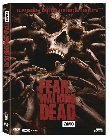 Pack Fear The Walking Dead Temporada 1+2