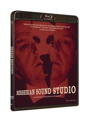 Berberian Sound Studio Blu-Ray