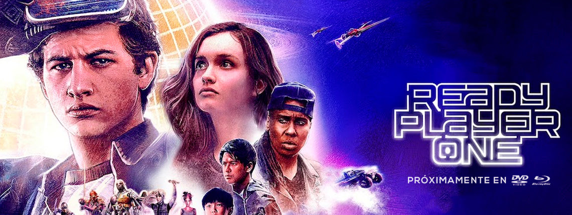 Novedades - READY PLAYER ONE