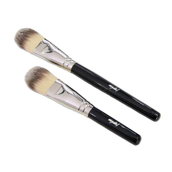 Narrow Flat Foundation Brush