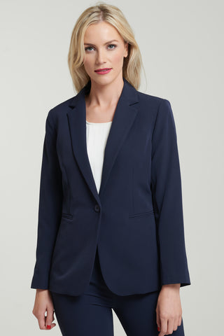 1032 Navy Suit Jacket