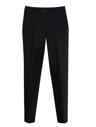 1274 Libra Black Slim Leg Trousers