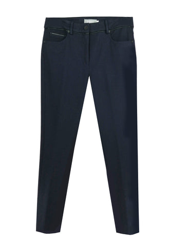 1264 Navy Libra Ponte Trousers