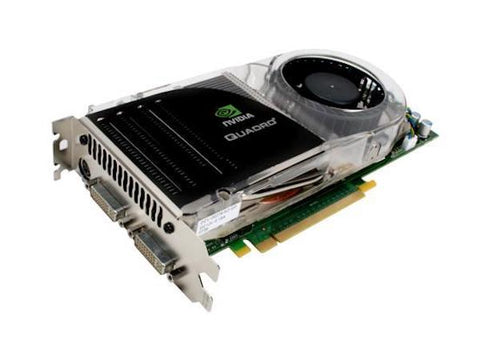 nVidia Quadro FX4600 768mb Pro PCI-Express Graphics Video Card For MacPro