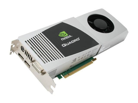 nVidia Quadro FX4800 1.5Gb Pro PCI-Express Graphics Video Card For MacPro