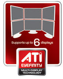 AMD/ATi Eyefinity Active Mini DisplayPort to Single-Link DVI-I Dongle