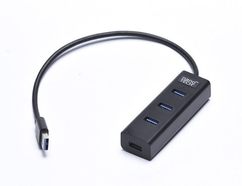 4 Port USB 3.0 Power Hub w/Charging