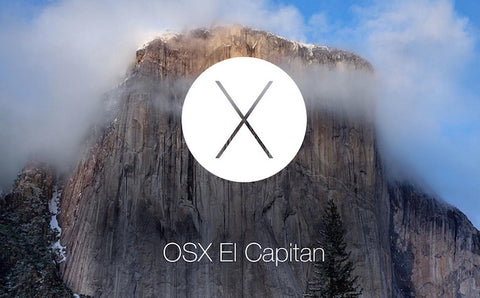 OS X El Capitan Bootable Flash Drive For All Apple iMac, MacBook Pro, Air, Mini, MacPro