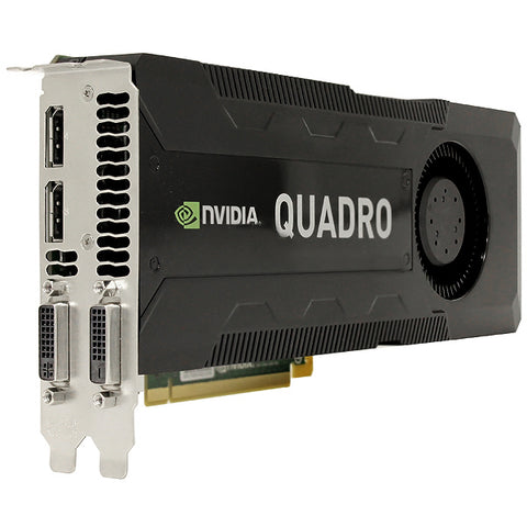 Apple Mac Edition Quadro K5000 4Gb Pro Graphics Video PCIe Card For MacPro