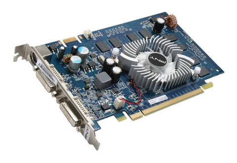 nVidia Geforce GT120 512mb PCI-Express Graphics Video Card