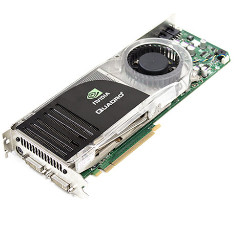 nVidia Quadro FX5600 1.5Gb Pro PCI-Express Graphics Video Card For MacPro