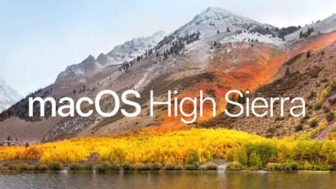 macOS High Sierra Bootable Flash Drive For All Apple iMac, MacBook Pro, Air, Mini, MacPro