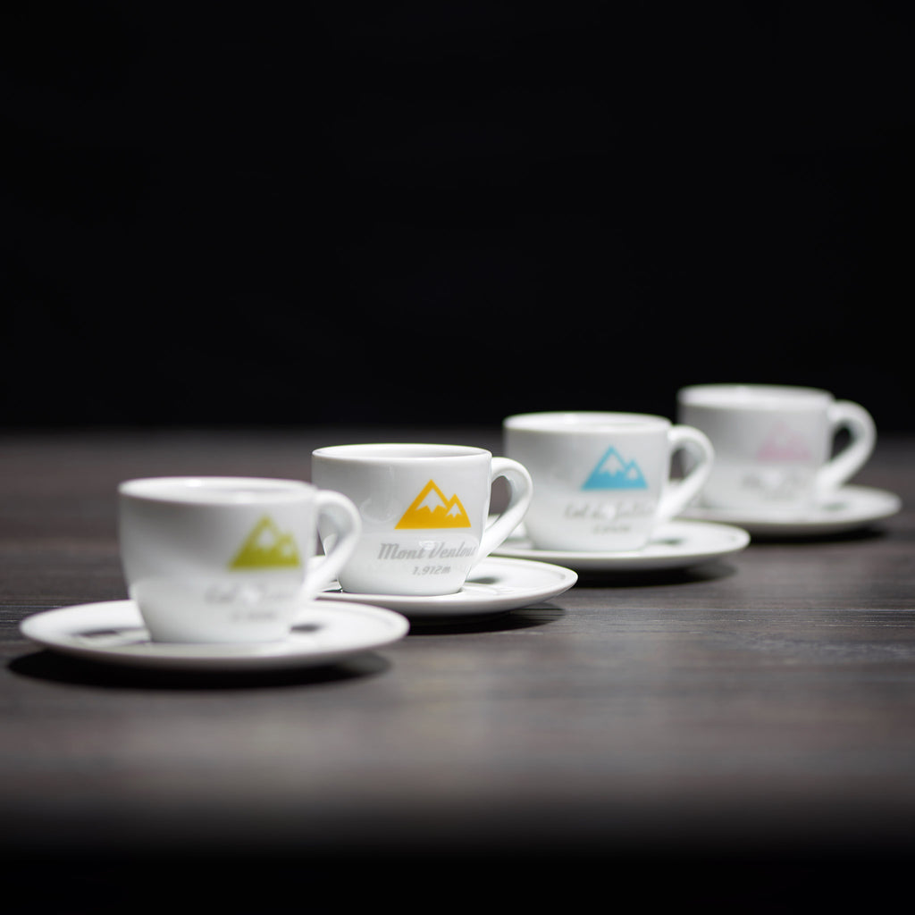 French Alps Espresso Collection Series 1