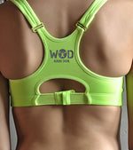 Women's High Peformance Sports bra (Neon) - wodarmour