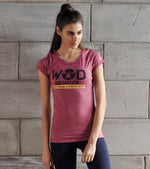 Women's Classic Training T-shirt - wodarmour