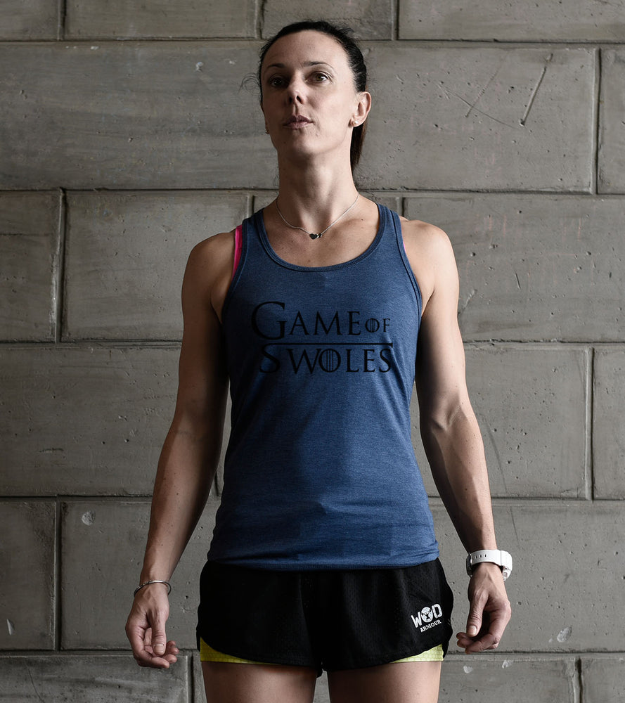 Women's Tank Top ( game of swoles)