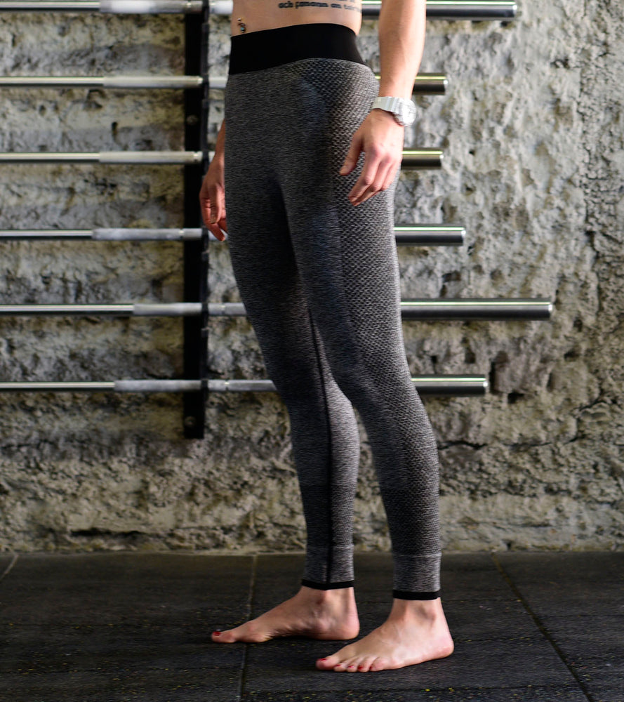 Power Flex Yoga Pants (GREY) - wodarmour