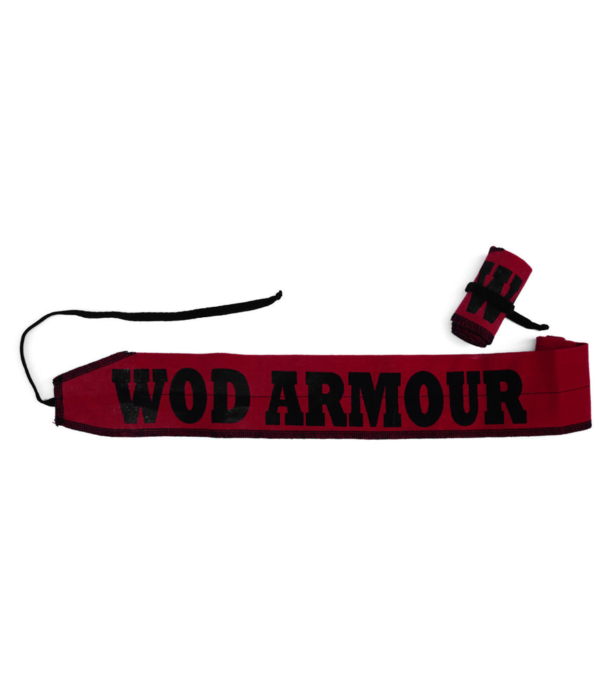 Wrist Strength Wraps - wodarmour