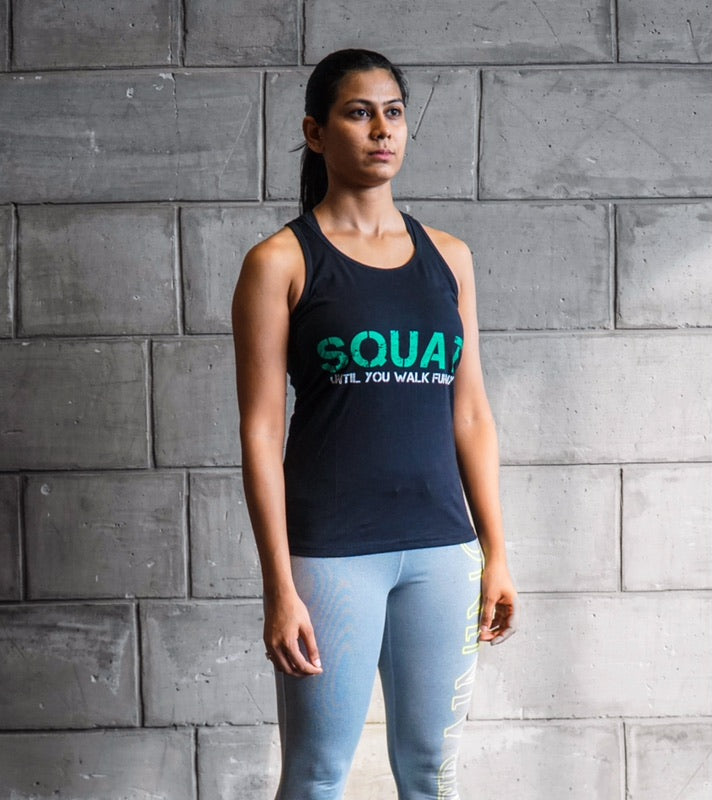 Women's Squat Tank Top