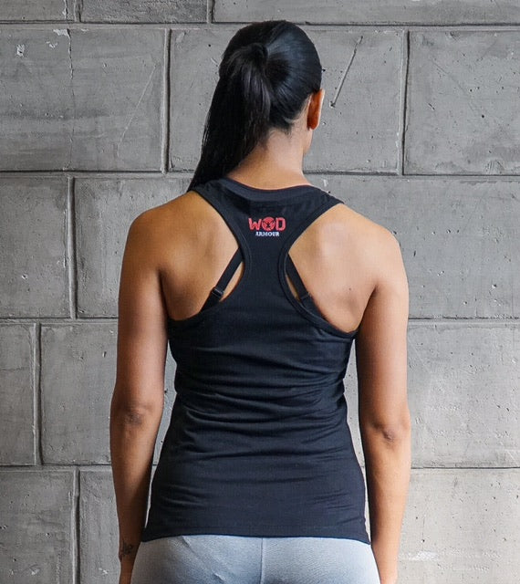 Women's Squat Tank Top - wodarmour