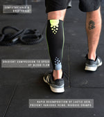 Calf Compression ( Single piece ) - wodarmour