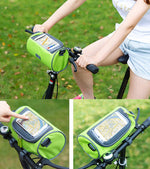 Bike Front Pouch With Removable Shoulder Strap