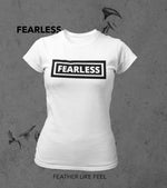 Women's FEARLESS T-Shirt - wodarmour