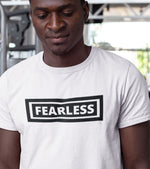 Men's FEARLESS T-Shirt - wodarmour