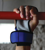 2 in 1 WOD Grips with wrist support and Palm Protection - wodarmour