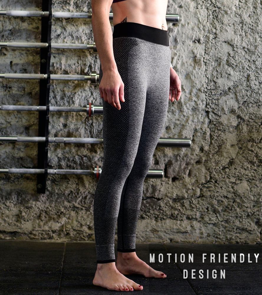 Power Flex Yoga Pants (GREY)