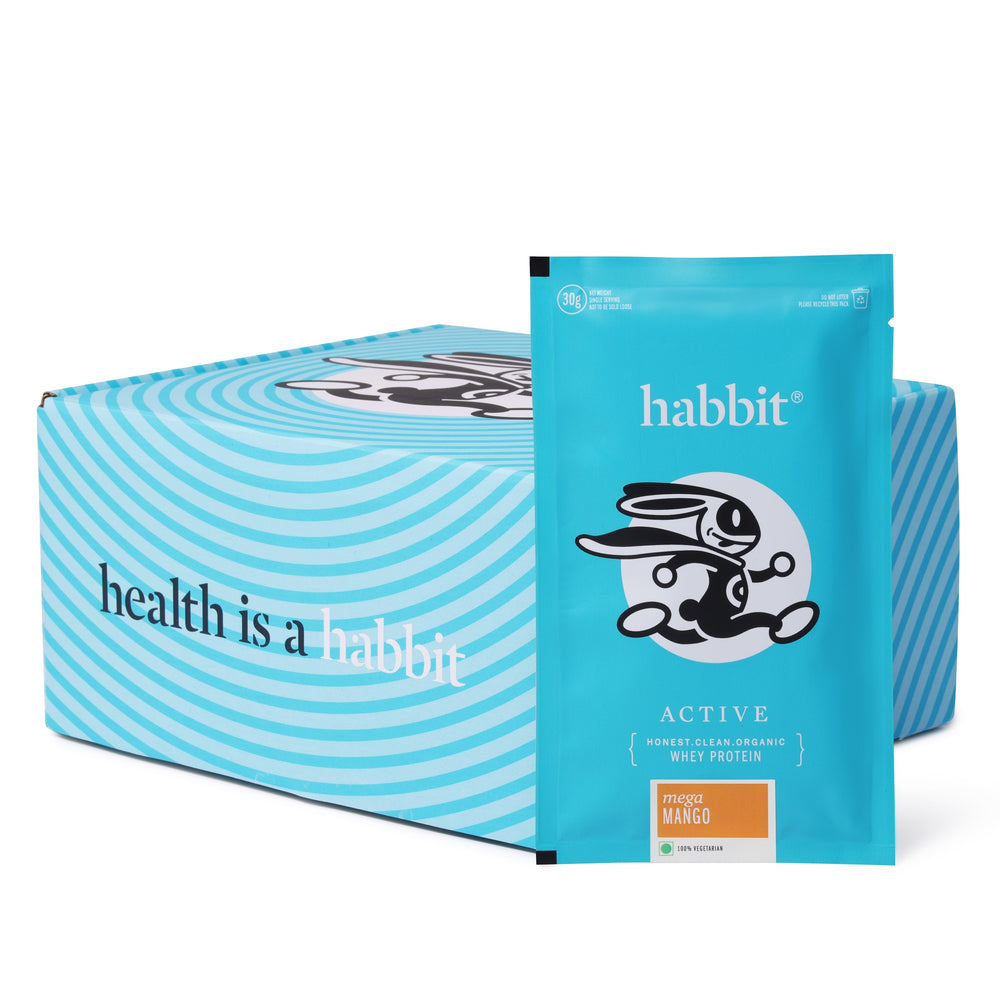 HABBIT Active Whey Protein