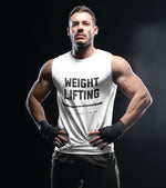 Men's Muscle Tank (Weightlifting) - wodarmour