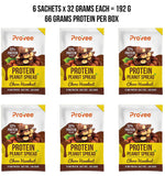 Provee High Protein Spreads 100% Natural (Double chocolate flavour)