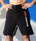 Men's workout shorts - wodarmour