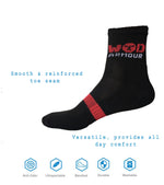 High Ankle Training Socks