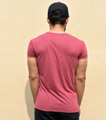 Men's Amrap Training T-shirt (Brick red) - wodarmour