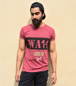 Men's Amrap Training T-shirt (Brick red)