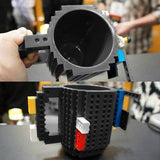 LEGO-Inspired DIY Mug Builder