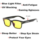 Blue Light Blocking Glasses- Anti-Fatique Eyewear