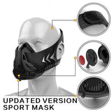 Workout Breathing Mask