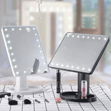 Light-Up Vanity Makeup Mirror(22 LEDs)