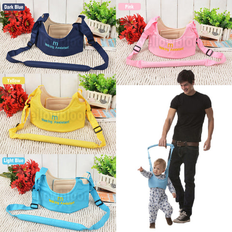 Baby Walking Assistant With Protection Belt(Adjustable)