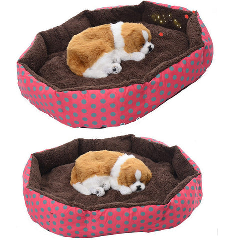 Dog/Cat Soft and Cozy Bed
