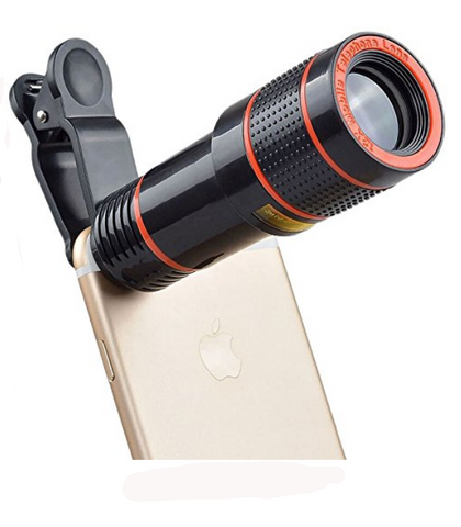 12x Zoom Cellphone Camera Telescope