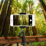 Octopus Selfie Tripod With Bluetooth Remote For Phone And Camera