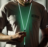 Glowing LED Earphones With Microphone