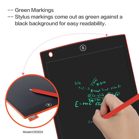 LCD Writing/Drawing Tablet(12 Inch)