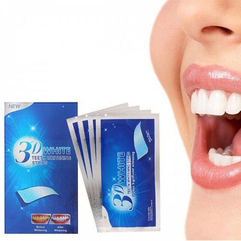 3D Whitening Strips